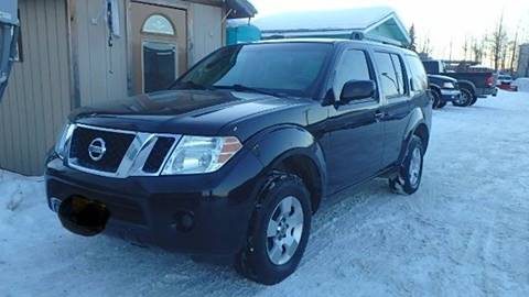 2008 Nissan Pathfinder for sale in Anchorage, AK