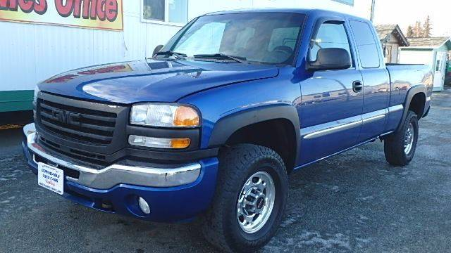 2004 GMC Sierra 2500HD for sale at Dependable Used Cars in Anchorage AK