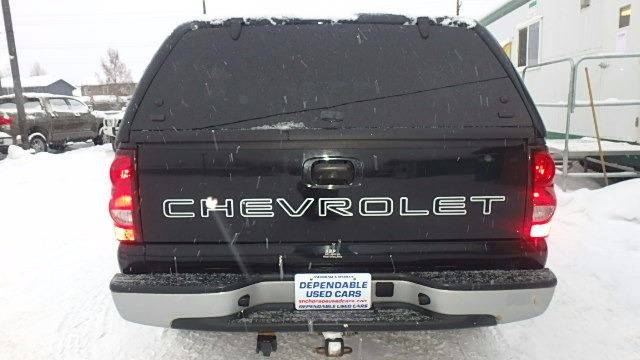 2006 Chevrolet Silverado 1500 for sale at Dependable Used Cars in Anchorage AK
