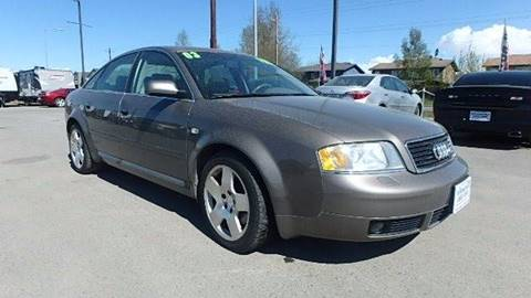 2003 Audi A6 for sale at Dependable Used Cars in Anchorage AK