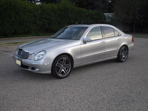 2004 Mercedes-Benz E-Class for sale at Dependable Used Cars in Anchorage AK