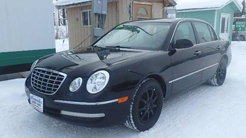 2009 Kia Amanti for sale at Dependable Used Cars in Anchorage AK