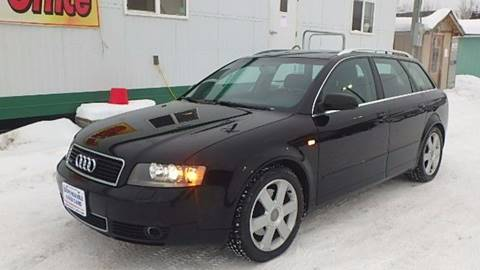 2005 Audi A4 for sale at Dependable Used Cars in Anchorage AK