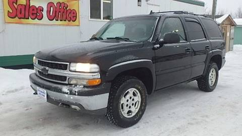 2006 Chevrolet Tahoe for sale at Dependable Used Cars in Anchorage AK