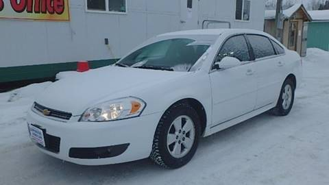 2010 Chevrolet Impala for sale at Dependable Used Cars in Anchorage AK