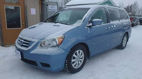 2010 Honda Odyssey for sale at Dependable Used Cars in Anchorage AK