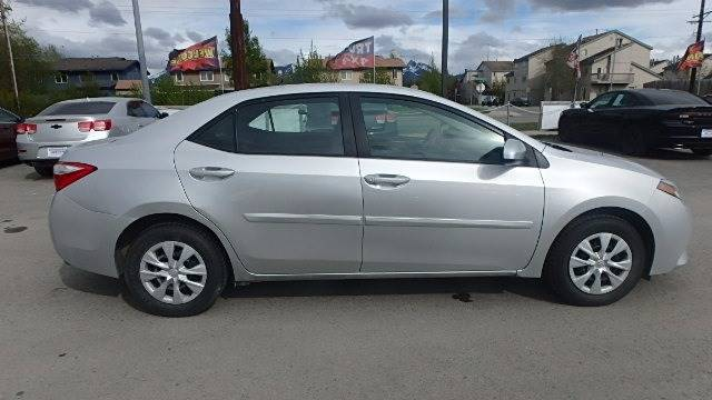 2015 Toyota Corolla for sale at Dependable Used Cars in Anchorage AK