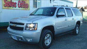 2010 Chevrolet Suburban for sale at Dependable Used Cars in Anchorage AK