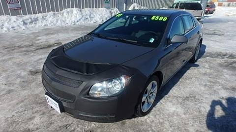 2009 Chevrolet Malibu for sale at Dependable Used Cars in Anchorage AK