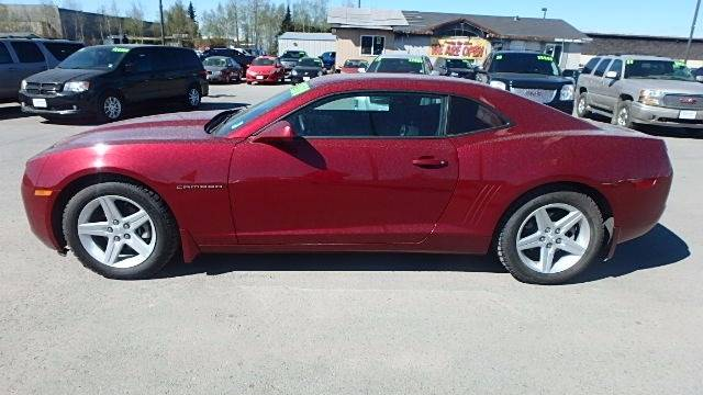 2011 Chevrolet Camaro for sale at Dependable Used Cars in Anchorage AK