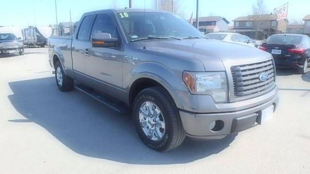 2010 Ford F-150 for sale at Dependable Used Cars in Anchorage AK