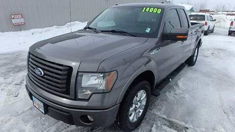 2010 Ford F-150 for sale in Anchorage, AK