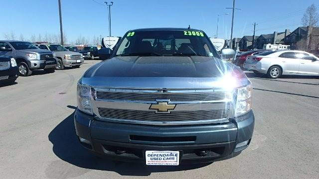 2009 Chevrolet Silverado 1500 for sale at Dependable Used Cars in Anchorage AK