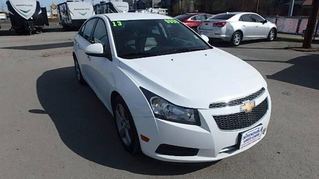 2013 Chevrolet Cruze for sale at Dependable Used Cars in Anchorage AK