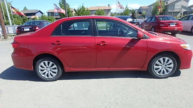 2013 Toyota Corolla for sale at Dependable Used Cars in Anchorage AK