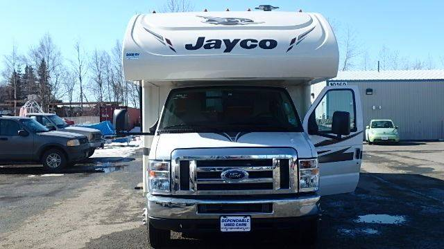 2016 Ford FORD-JAYCO for sale at Dependable Used Cars in Anchorage AK