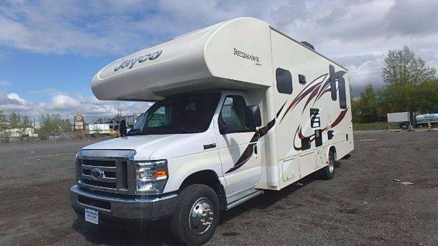 2016 Jayco REDHAWK 23XM for sale at Dependable Used Cars in Anchorage AK