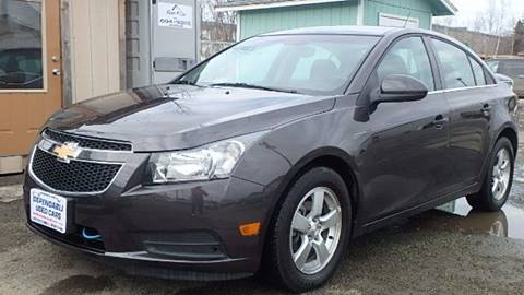 2014 Chevrolet Cruze for sale in Anchorage, AK