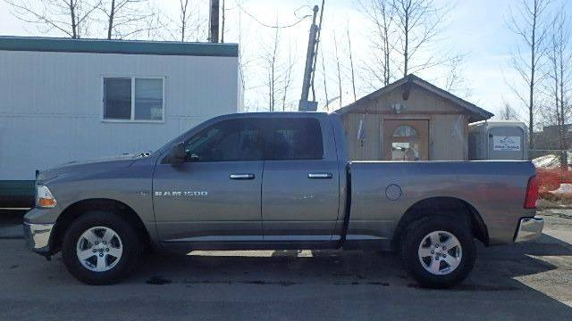2011 Dodge Ram Pickup 1500 for sale at Dependable Used Cars in Anchorage AK