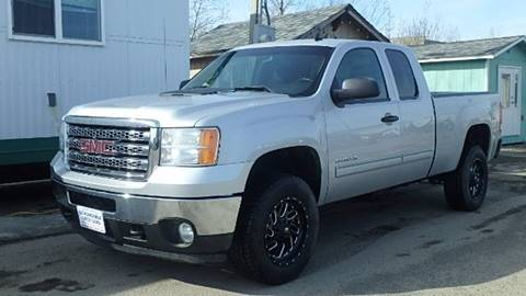 2012 GMC Sierra 2500 for sale at Dependable Used Cars in Anchorage AK
