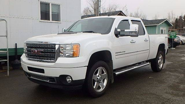 2014 GMC Sierra 2500 for sale at Dependable Used Cars in Anchorage AK