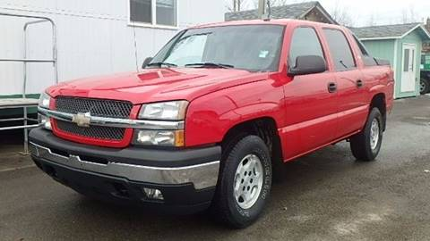 2005 Chevrolet Avalanche for sale at Dependable Used Cars in Anchorage AK