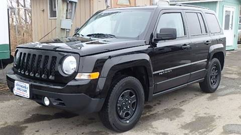 2014 Jeep Patriot for sale at Dependable Used Cars in Anchorage AK