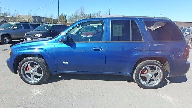 2006 Chevrolet TrailBlazer for sale at Dependable Used Cars in Anchorage AK