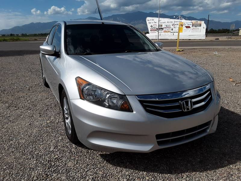 2011 Honda Accord For Sale At TWO GUYS AUTO SALES LLC In Safford AZ