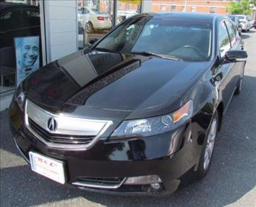 2012 Acura TL for sale in Baltimore, MD