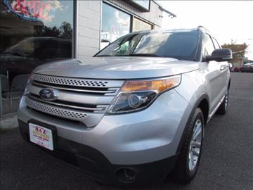 2013 Ford Explorer for sale in Baltimore, MD