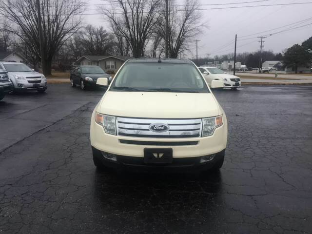 2008 Ford Edge Limited 4dr SUV - Fulton MO