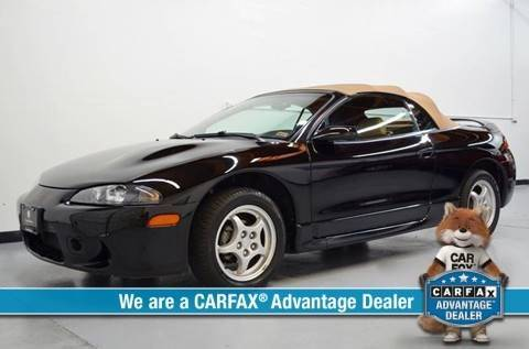 1997 Mitsubishi Eclipse Spyder for sale at Central Motors LLC in Portland OR