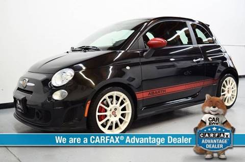 2012 FIAT 500 for sale at Central Motors LLC in Portland OR