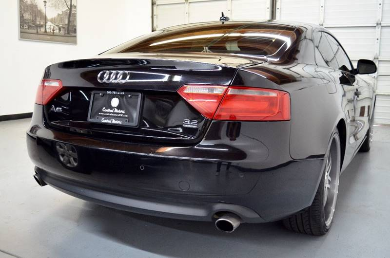 2009 Audi A5 for sale at Central Motors LLC in Portland OR