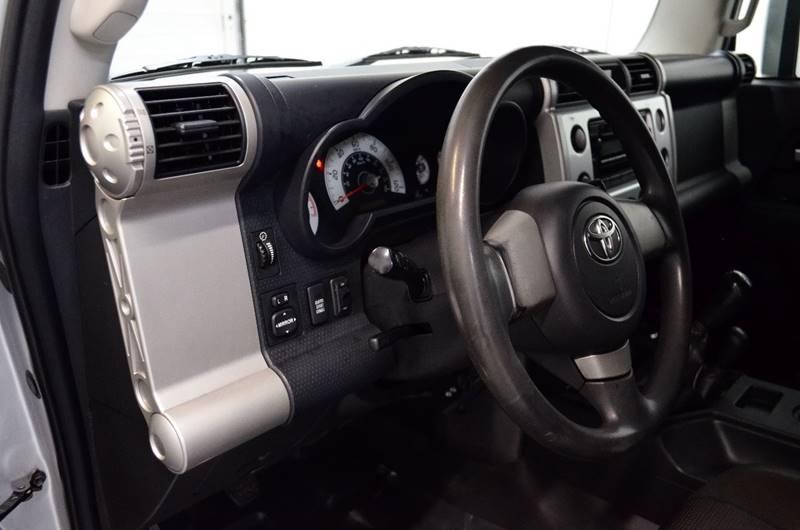 2007 Toyota FJ Cruiser for sale at Central Motors LLC in Portland OR