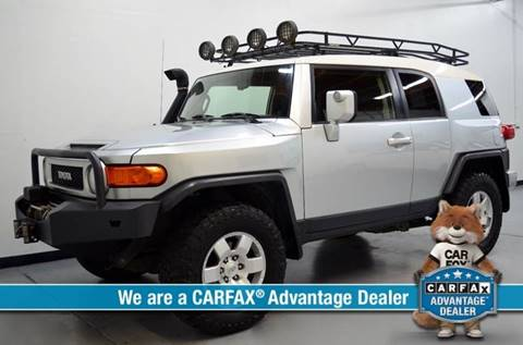 2007 Toyota FJ Cruiser for sale at Central Motors LLC in Portland OR