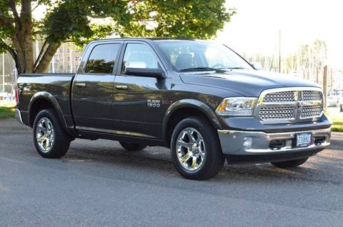 2016 RAM Ram Pickup 1500 for sale at Central Motors LLC in Portland OR