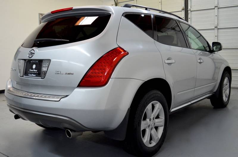2006 Nissan Murano for sale at Central Motors LLC in Portland OR