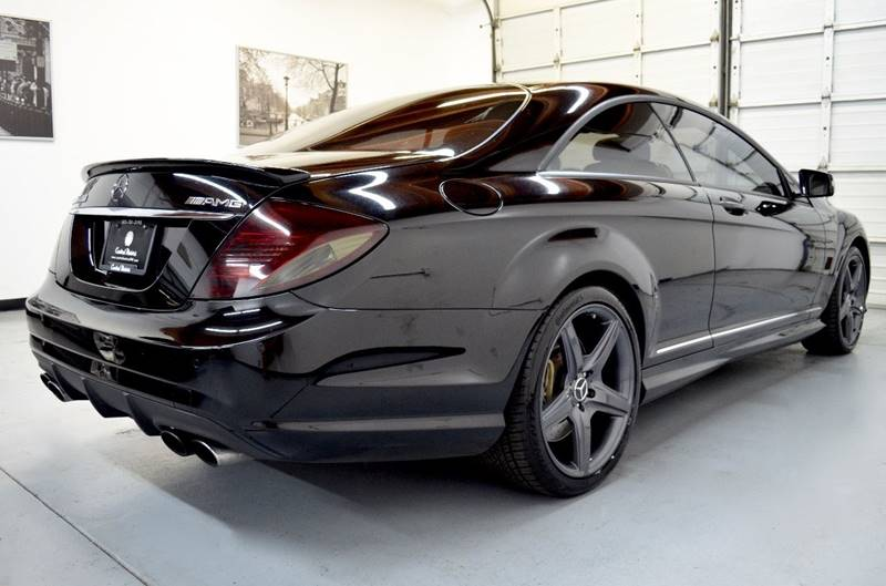 2010 Mercedes-Benz CL-Class for sale at Central Motors LLC in Portland OR
