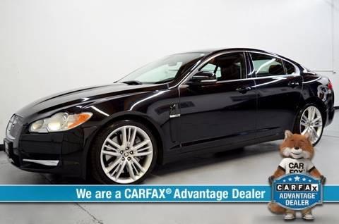 2010 Jaguar XF for sale at Central Motors LLC in Portland OR