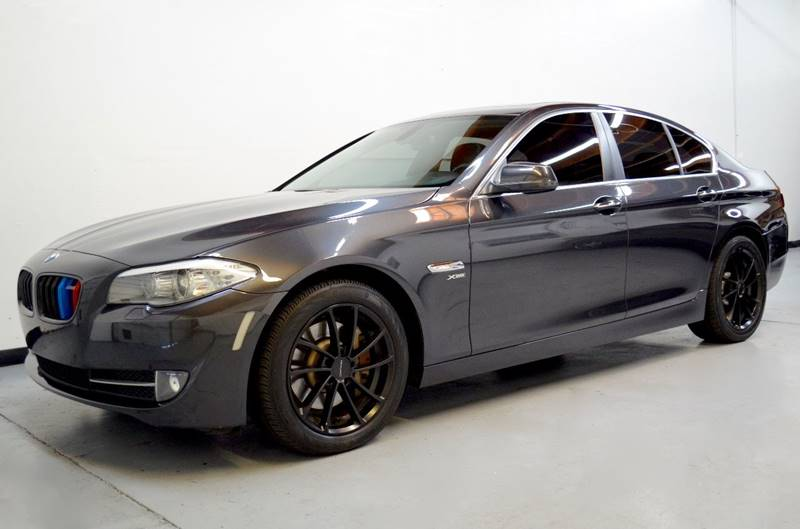 2011 BMW 5 Series for sale at Central Motors LLC in Portland OR