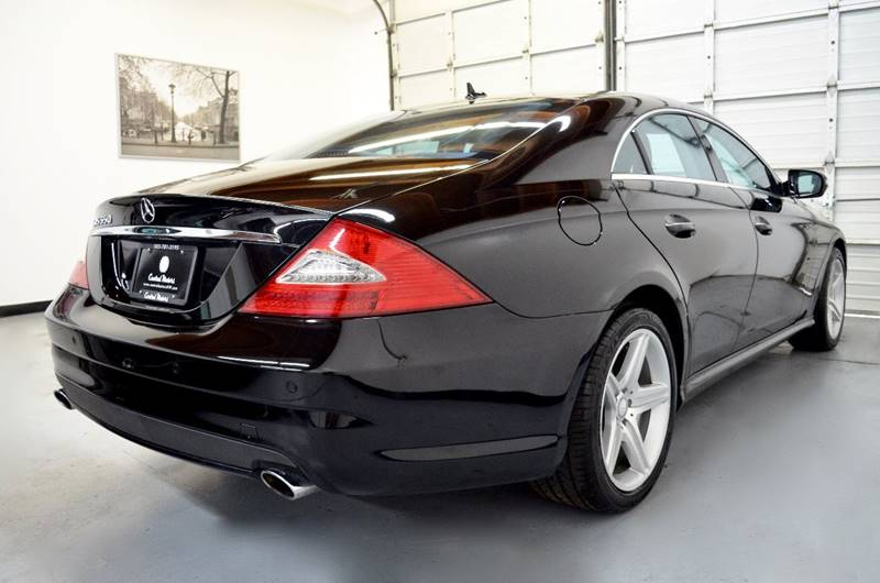 2011 Mercedes-Benz CLS for sale at Central Motors LLC in Portland OR