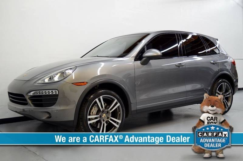 2011 Porsche Cayenne for sale at Central Motors LLC in Portland OR