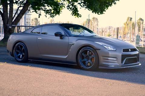 2014 Nissan GT-R for sale at Central Motors LLC in Portland OR