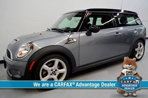 2009 MINI Cooper Clubman for sale at Central Motors LLC in Portland OR