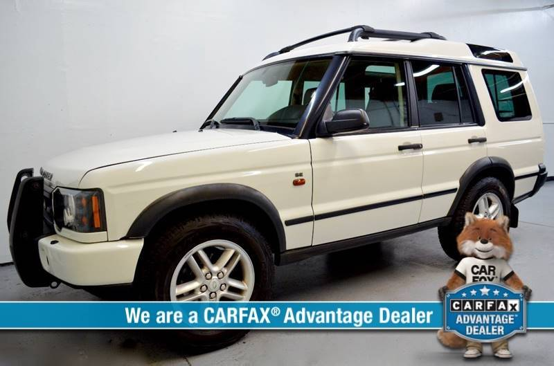 2004 Land Rover Discovery for sale at Central Motors LLC in Portland OR
