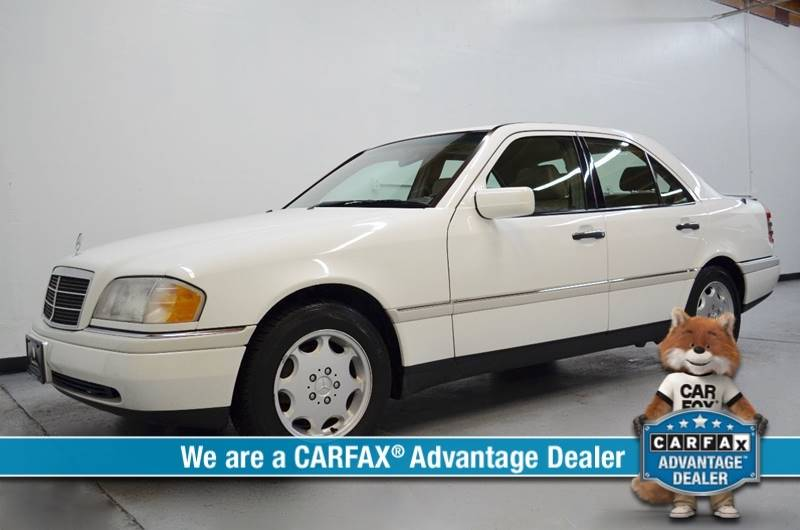 1995 Mercedes-Benz C-Class for sale at Central Motors LLC in Portland OR