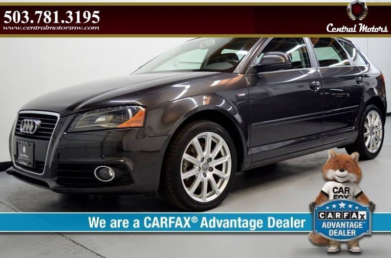 2010 Audi A3 for sale at Central Motors LLC in Portland OR