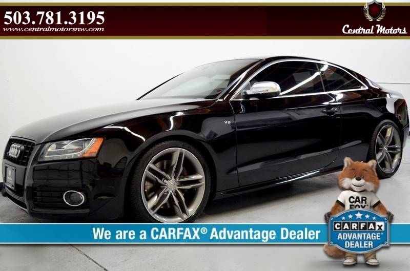 Audi S5 For Sale - Carsforsale.com
